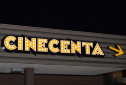 Cinecenta at UVic