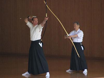Kyudo - Brian Angene