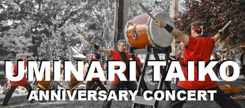 Uminari Taiko 10th Anniversary