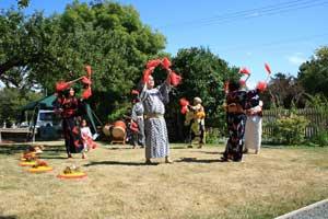 2010 Obon - Furusato Dancers