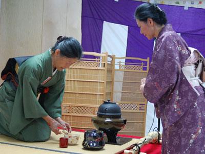 Urasenke Nagomi Tea Circle