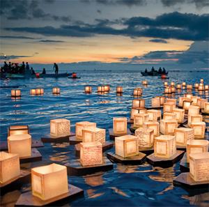 Hiroshima Lanterns